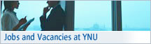 Jobs and Vacancies at YNU