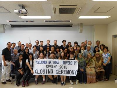 平成27年度春学期横浜国立大学短期留学国際プログラム、日本語・日本 ...