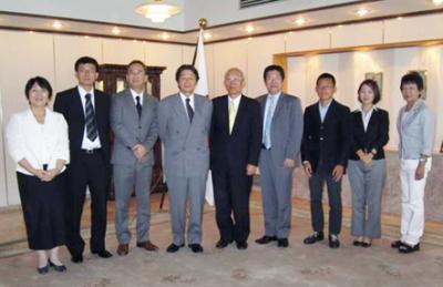 YNU Alumni Meeting was held in Ulaanbaatar, Mongolia  - News